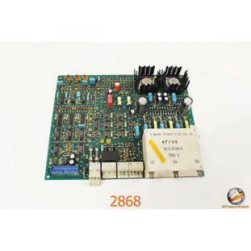 Siemens C98043-A1045-L3-16 Simoreg Board