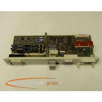 Siemens 6SN1118-0DM21-0AA0 Simodrive 611 Regelungseinschub Version B