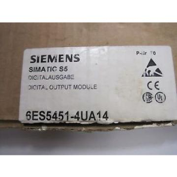 Original SKF Rolling Bearings Siemens NEW 6ES5451-4UA14 OUTPUT MODULE  6ES54514UA14