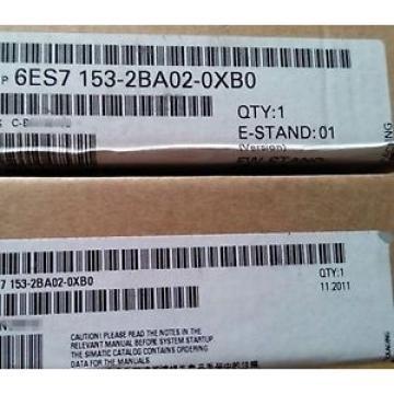 Original SKF Rolling Bearings Siemens 6ES7153-2BA02-0XB0 PLC 1PC NEW IN  BOX