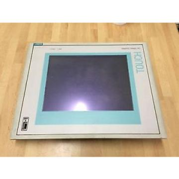 "Siemens SIMATIC PANEL PC PANELSYSTEM TOUCH 12"" TFT A5E00099967"