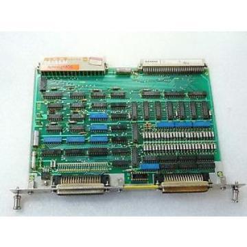 Siemens 6FX1118-4AA00 Sinumerik 3 Ein / Ausgabebaugruppe E Stand F