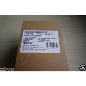 Siemens 1PCS 6ES7307-1KA01-0AA0 6ES7 307-1KA01-0AA0 NEW PLC Power Supply