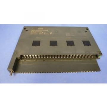 Siemens Simatic S7 6ES7 431-1KF20-0AB0 6ES74311KF200AB0