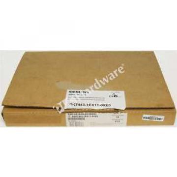 Siemens  6GK7443-1EX11-0XE0 6GK7 443-1EX11-0XE0 SIMATIC S7-400 CP 443-1