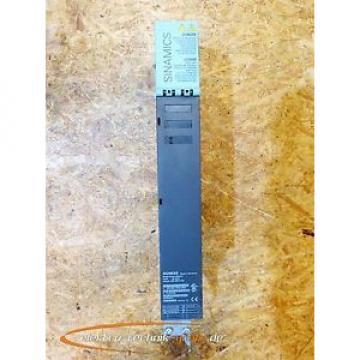 Siemens 6SL3120-1TE21-8AA1 Single Motor Module