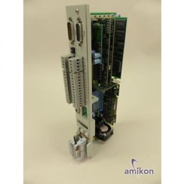 Original SKF Rolling Bearings Siemens Simodrive Regelungseinschub 6SN1122-0BA12-0AA0 Software AMM V2.0 neu  !