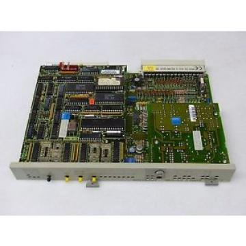 Siemens Teleperm M 6DS1400-8BA Reglerbaugruppe E Stand 5