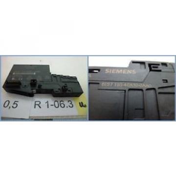 Original SKF Rolling Bearings Siemens 6ES7134-4GB51-0AB0, 6ES7 134-4GB51 mit Sockel  6ES7193-4CA30-0AA0
