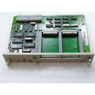 Siemens 6ES5921-3WB12 Simatic CPU Modul Board E Stand A