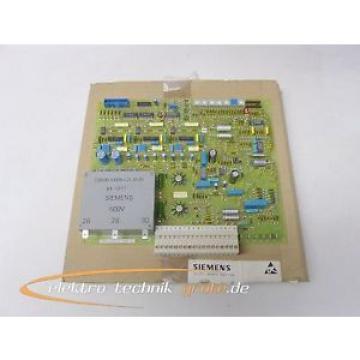 Siemens C98043-A1035-L6 FGB 3PH. Grundfunktion 500 V Einq. Stand 18