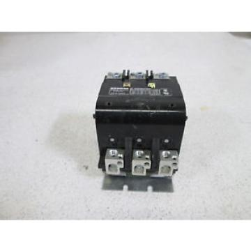 Siemens CONTACTOR 42HF35AFX644 *USED*