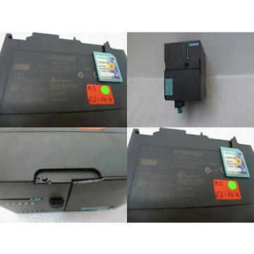 Siemens 6ES 7317-2AJ10-0AB0 + Card 6ES7953-8LJ00-0AA0