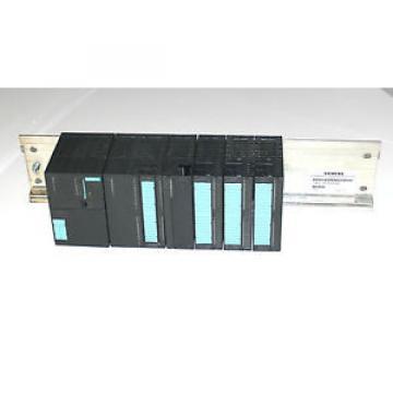 Siemens simatic S7 CPU 317 -2DP 6ES7 317-2AJ10-0AB0 6ES7 341-1CH01-0AE0
