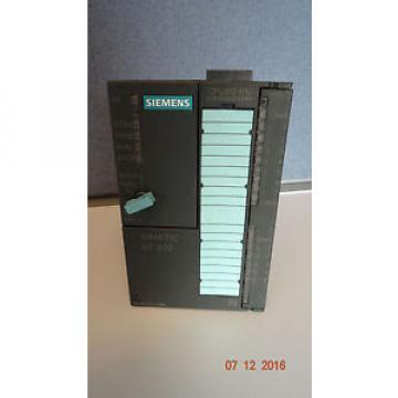 Siemens Simatic S7 CPU 312 IFM Zentralbaugruppe 6ES7 312-5AC02-0AB0