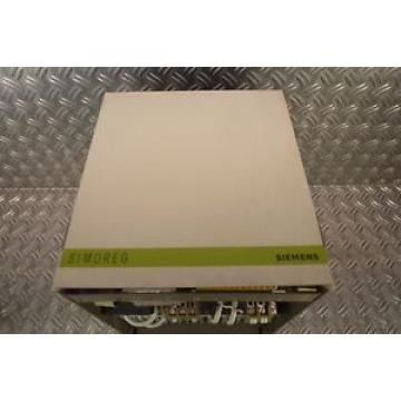 Siemens T1258 Simoreg Kompaktgerät 6RA2132-6DV66-0
