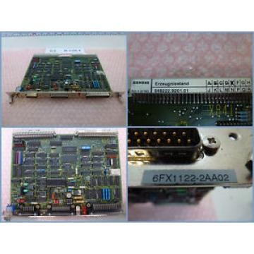 Siemens 6FX1 122-2AA02, 6FX1122-2AA02