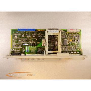 Siemens 6SN1118-0AA11-0AA1 Simodrive Regelungseinschub Version B