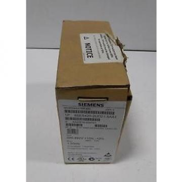 Siemens MICROMASTER 420 1.50kW FREQUENCY CONVERTER 6SE6420-2UD21-5AA1 NIB