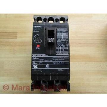 Siemens ED63A125 Breaker – No Box