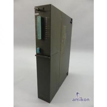 Siemens Simatic S7 CPU Zentralbaugruppe 6ES7417-4HL01-0AB0 mit Synchron Modul