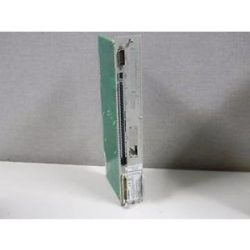 Siemens 6SN1130-1AA11-0AA0 VERSION B FEED CONTROL MODULE
