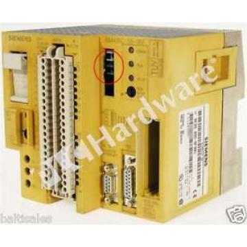 Siemens 6ES5095-8FB01 6ES5 095-8FB01 SIMATIC S5-95U Compact Controller, Read!