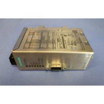 Siemens MINT 6GK1503-3CA00 6GK15033CA00 Profibus Module