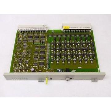 Siemens Teleperm M 6DS1603-8RR Binärausgabe E Stand 1