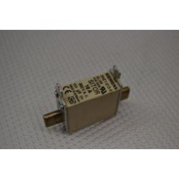 Siemens ONE NEW 16 AMP FUSE 3NE1 813-0