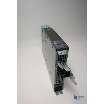 Siemens Sinamics 6SL3120-1TE13-0AA3 Single Motor Module Version B , DC 600 V
