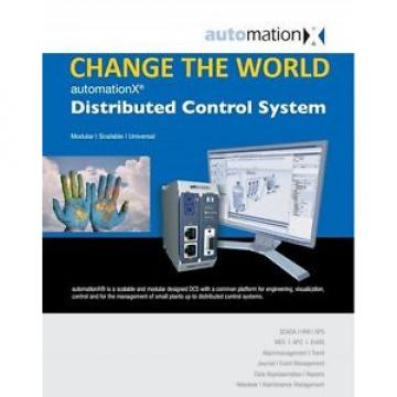 Siemens Soft PLC / DCS automationX System : Profibus Beckhoff Modbus & More