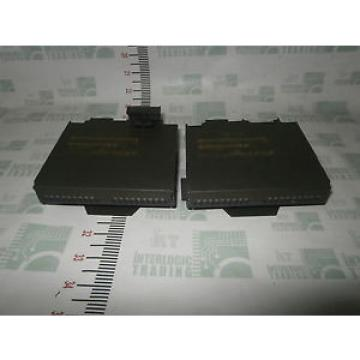 Siemens 6ES7 322-1BH01-0AA0 Simatc S7 Digital Output SM 322 Lot Of 2 *FREE WW SH