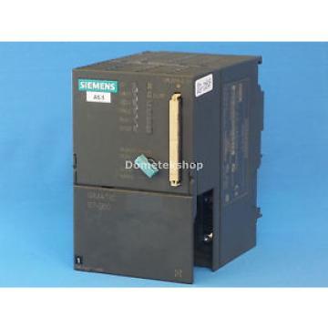 Siemens 6ES7 316-2AG00-0AB0 Simatic S7-300 CPU316-2 DP