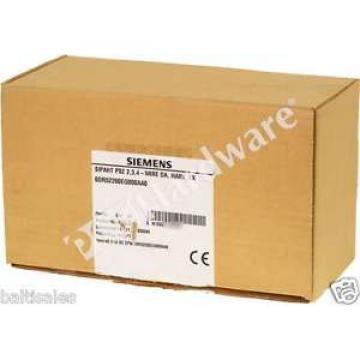 Siemens  6DR5220-0EG00-0AA0 SIPART PS2 Smart Electropneumatic Positioner
