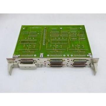 Siemens 6FX1131-5BA01 Anschaltung E Stand F mit 6FX1137-3BA00 Erweiterung E Stan