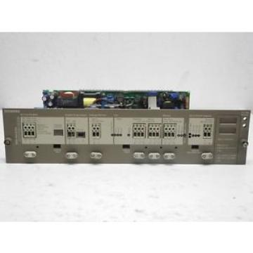 Siemens 6ES5955-3LF44 Stromversorgung Power Supply 6ES5 955-3LF44 E.Stand 1