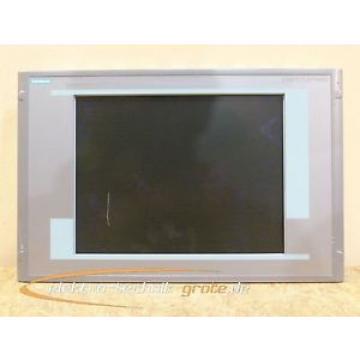 "Siemens 6AV7861-2AB00-0AA0 Flat Panel 15"""