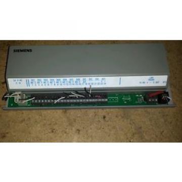 Siemens Apogee Heat Pump Controller 540-505