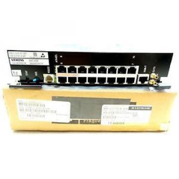 Siemens S30813-Q0191-X001-03-VR09 CIRCUIT BOARD MODULE EGSWCC0AAB