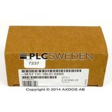 Siemens 6ES7 131-1BL01-0XB0, , 6ES71311BL010XB0, Fast Shipping