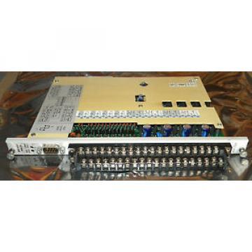 Siemens 505-7012 ANALOG MODULE 5057012