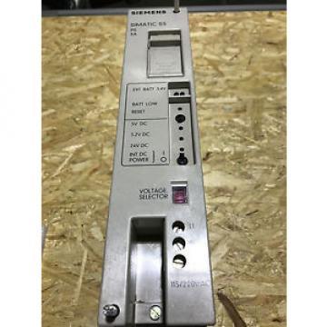 Original SKF Rolling Bearings Siemens S5  Stromversorgung PS 3A   6ES5  951-7LB14