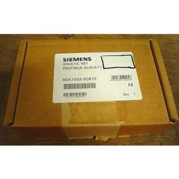 Siemens Profibus OLM/G11 V3.1 Optical Link Module 6GK1502-2CB10 60 day warranty