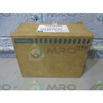 Original SKF Rolling Bearings Siemens HED43B100 MOLDED CASE CIRCUIT BREAKER *NEW IN  BOX*