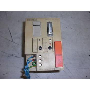 Siemens 6ES5-103-8MA03 *USED*