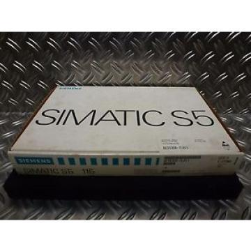 Original SKF Rolling Bearings Siemens T2843 Simatic S5 6ES5 306-7LA11 E-2 6ES5  306-7LA11