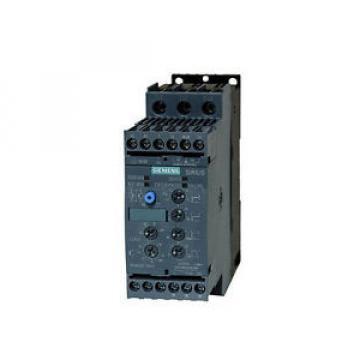 Siemens 3RW4026-1BB14 E06 NEW