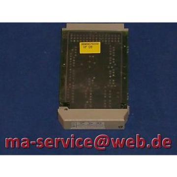 Siemens SIMATIC S5 6AV1202-0BA00 RAM 256K E-Stand 2