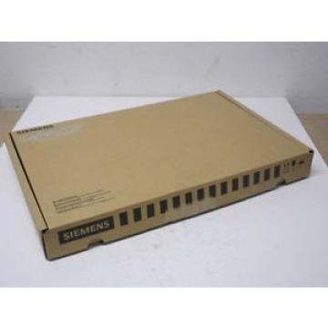Original SKF Rolling Bearings Siemens Sinamics Single Motor Module 6SL3120-1TE21-0AA4 FS:B 9A Unbenutzt  OVP